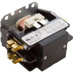 Spa Contactor, 120V Coil, 50A, Double Pole