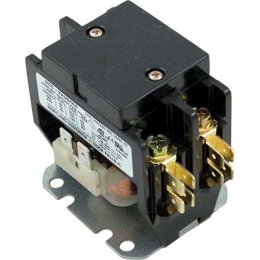 Spa Contactor, 240V Coil, 50A, Double Pole