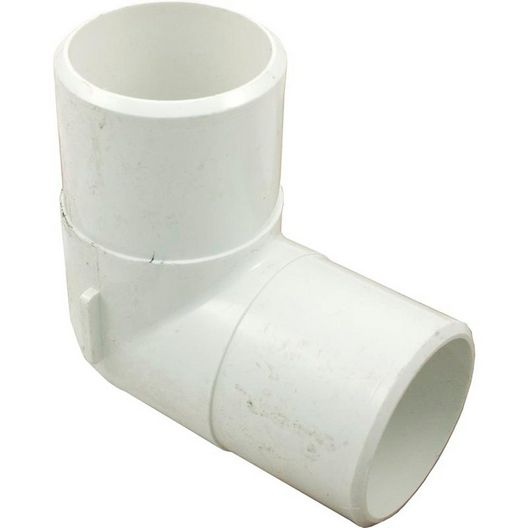 Spa Components - PVC 90 Degree Elbow, 2in X 2in Slip Spigot - 403959