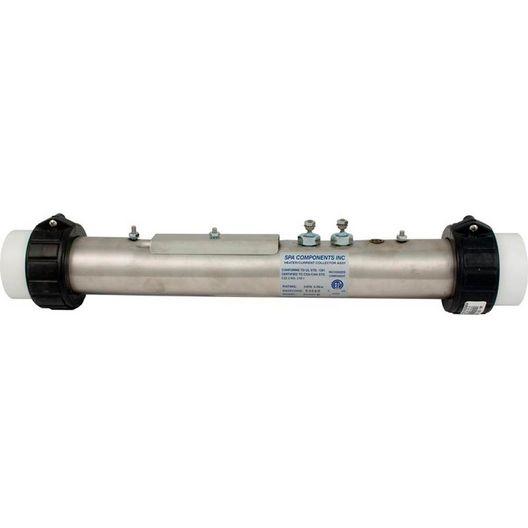 Spa Components - 4.0kW Spa Heater, Brett / Hydro-Quip, 15in x 2in, 240V, B24040E - 403973