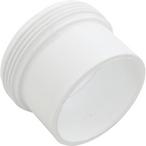 Spa, Tub, Bath Heater Union, Tailpiece 2in MBT x 1.5in SKT, w/ O-ring