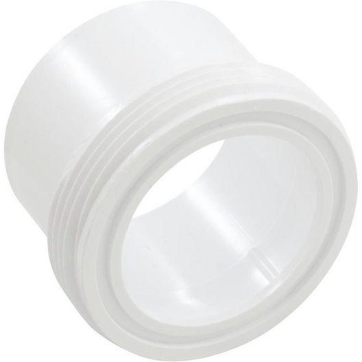 Spa Components - Spa, Tub, Bath Heater Union, Tailpiece 2in MBT x 1.5in SKT, w/ O-ring - 404013