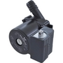 Low Flow Circulation Pump, Grundfos, 240v, 1speed, 1/15hp, 0.35a, 570GPH, 1 inch Ribbe Barb Suction & Discharge, No Cord