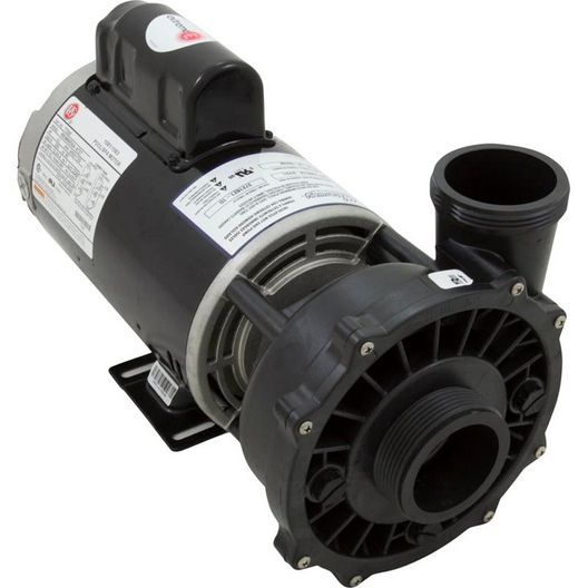 Waterway - Spa Pump, Executive Series, 4.0 HP, 240v, 2 inch Side Discharge, 1 or 2 speed, 56 frame - 404038