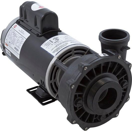 Waterway - Spa Pump, Executive Series, 5.0 HP, 240v, 2-1/2 inch Suction (3-1/2 inch OD), 1 or 2 speed, 56 frame - 404041
