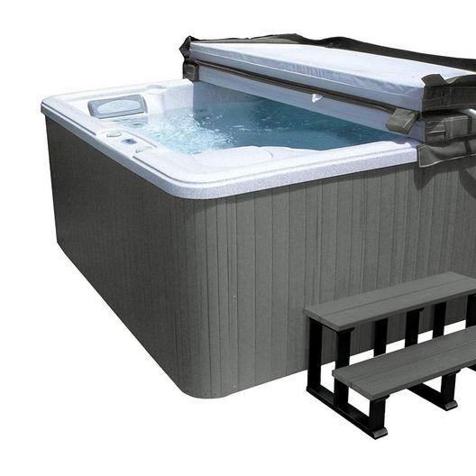 Highwood USA  Spa Cabinets and Hot Tub Siding Gray