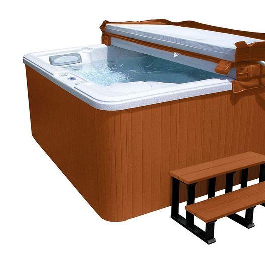 Highwood USA - Spa Cabinets and Hot Tub Siding, Redwood - 404324