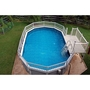 RD-T Above Ground Pool Side Deck System 5' x 10'