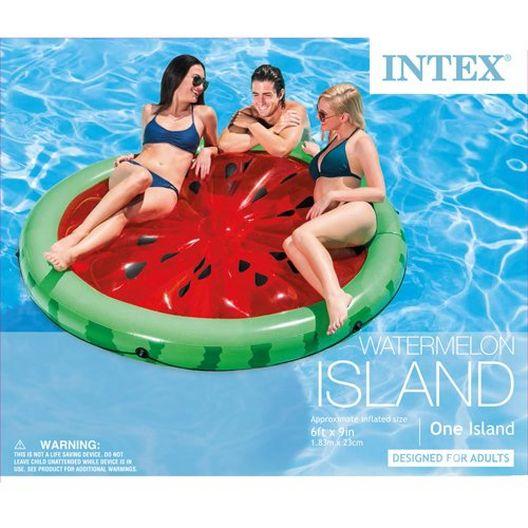 Intex - Inflatable Pool Float Lounge - 404443