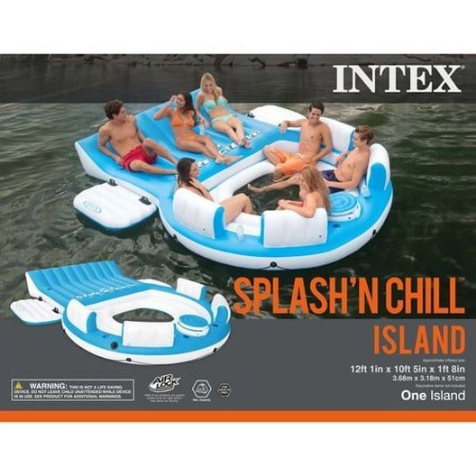 Intex SplashN Chill Island
