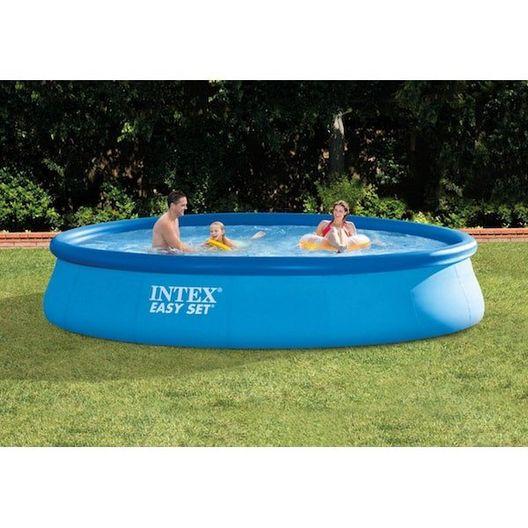 Intex - Easy Set 15' Round Inflatable Pool - 404465