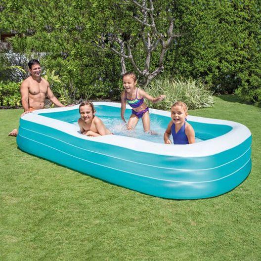 Intex  Family Swim Center Above Ground Pool 120'