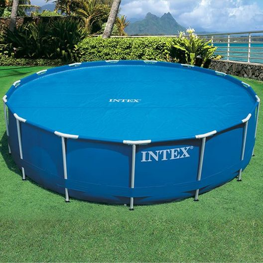 Solar Cover for 16' Diameter Above Ground Pools - 404475