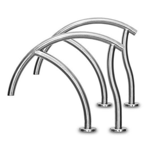 Designer Figure-4 Economy Grab Rail Single, Marine Grade