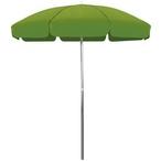 California Umbrella - Palm Green Garden Umbrella 71/2 Feet - 404554