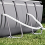 Ultra Frame 12' x 24' Rectangle Metal Frame Above Ground Pool Package
