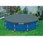 Above Ground Pool Cover for 10ft Round Metal Frame Above Pools