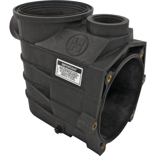 """Hayward - SPX3120AAZ Replacement Pump Housing Strainer with 2"""" Ports and Drain Plugs"""