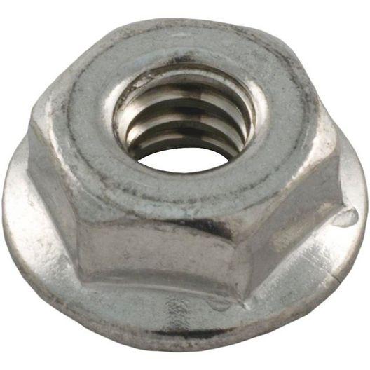 S.S. Hex Nut 10-24 LRDV 6/pk