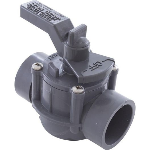 Space Saver Two Port Valve 1 1/2in.-2in. Non-Positive Seal