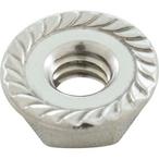 Speck Pumps - Lock Nut, 1/4-20 - 407274