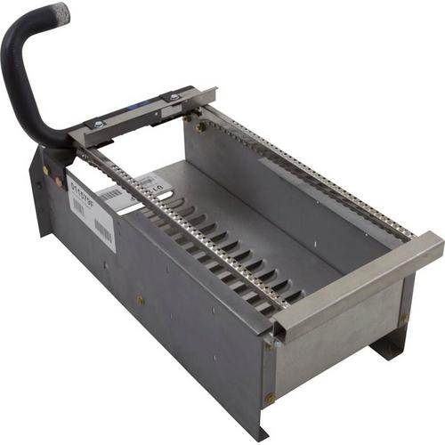 Raypak - Burner Tray Without Burners, 130