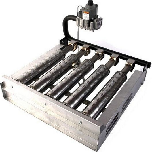 Pentair  Burner Tray Assembly 250 Propane Iid
