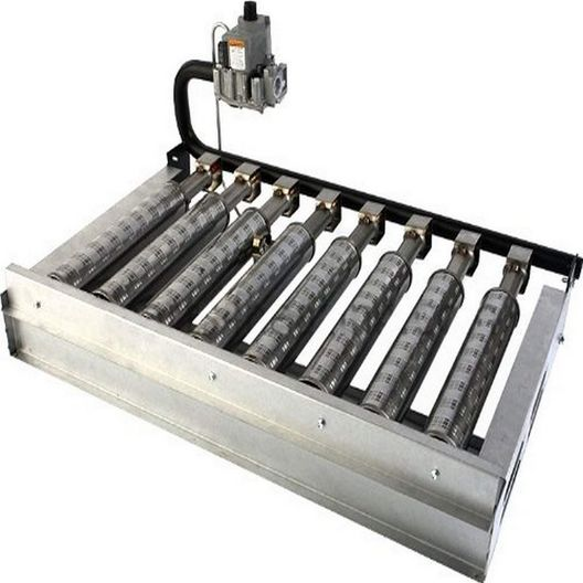 Pentair  Burner Tray Assembly 400 Propane Iid