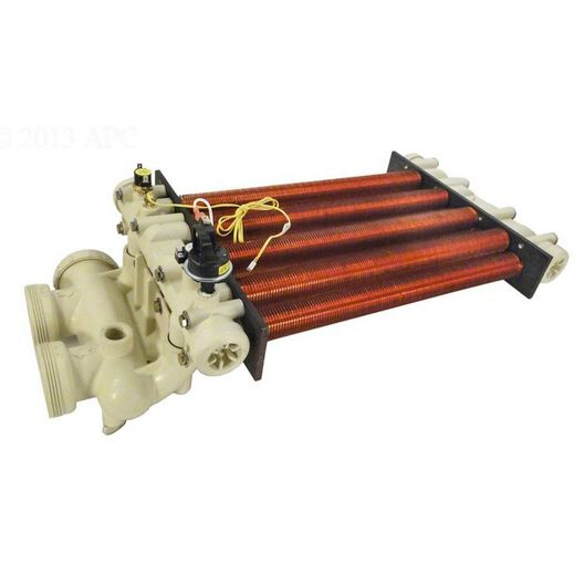Pentair  Heat Exchanger with Headers 300 Nt