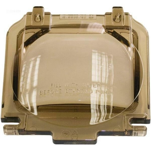 Hayward - Clear Strainer Cover for Super Pump