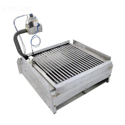 Burner Tray with Valve Lid Propane 265