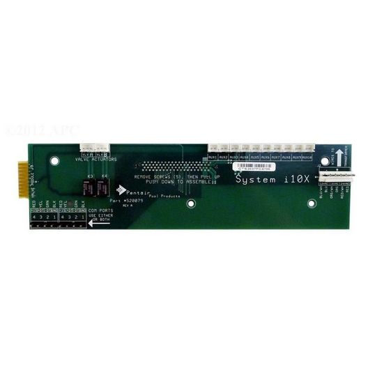 Pentair - PCB I10X Personality - 407893