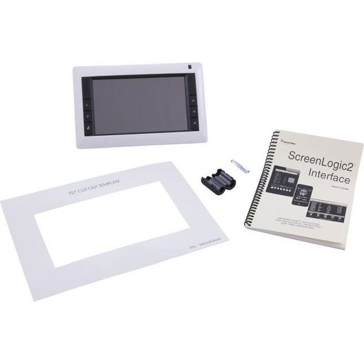 Pentair  Indoor Control Panel for IntelliTouch (White) additional