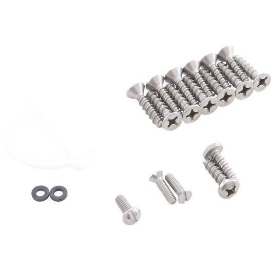 Pentair - Replacement Screw kit 12 hole pattern - 407969
