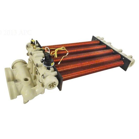Pentair  Heat Ex Assembly 900 with Heads