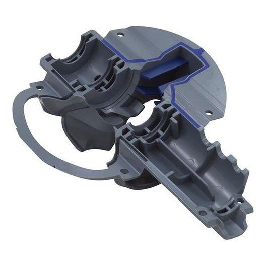Zodiac - MX6 MIDDLE ENGINE HOUSING W/ RAMP & 2 SEALS ZODIAC - 408850