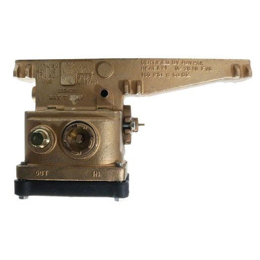 Raypak - Inlet/Outlet Header - 408945