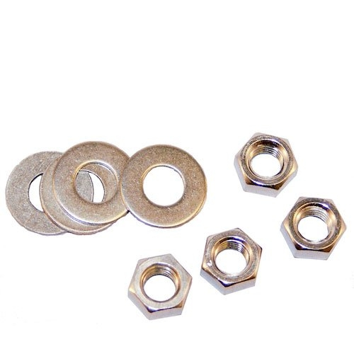 Rocky's - 3/8 inch Nut/Washer for SR