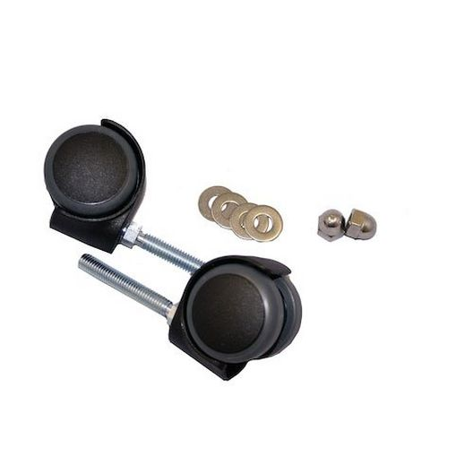 2 inch Casters for 3, 3A 2/pk