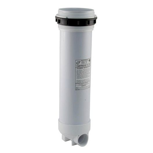 Waterway - Extended Filter Body w/Bypass, 2 inch - 409494