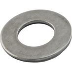 Washer, 13/16in. OD, 7/16in. ID, 1/16in. Thick, SS