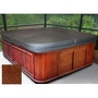 "93"" x 80"" Hot Tub Cover, Brown"