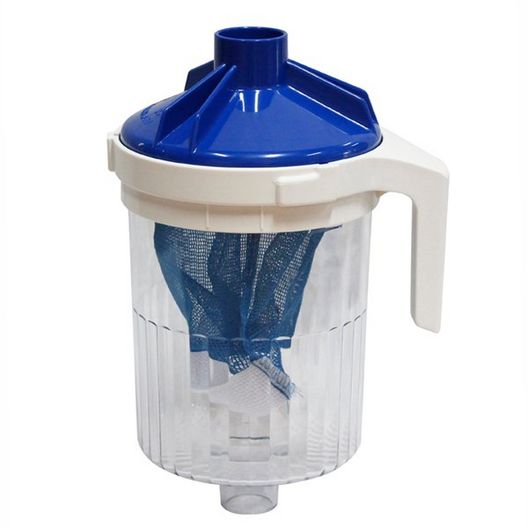 In-line Pool Leaf Canister, Standard Size