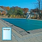 In The Swim Mesh Safety Cover 30x60 ft Rectangle