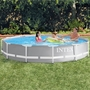 Prism Frame 15 ft x 42 in Round Above Ground Pool