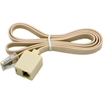 Phone Plug 3' Extension with 1 to 1 Connector