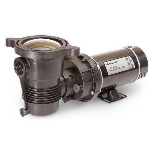 Pentair  EC-348196  OptiFlo Above Ground Pool Pump  Limited Warranty