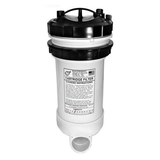 25 Sqft. 2in. Top Load Filter with Bypass