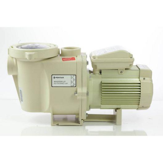 Pentair  EC-015583  WhisperFlo High Performance 1 HP Pool Pump  Limited Warranty