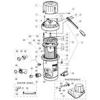 Hayward - Perflex EC65, EC65A, EC75, EC75A D.E. Filter Parts - 41d8c81a-bce0-495f-afca-eaec3cea6ae9